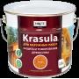 Защитно-декоративный состав «KRASULA®» цвет - дуб (3 л.)