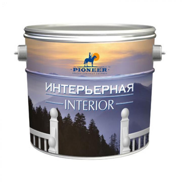 Краска PIONEER ® для стен и потолков Матовая ВД-АК-211 (база С)