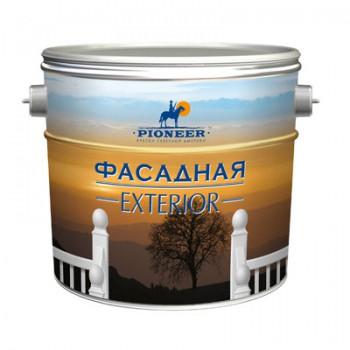 Краска PIONEER ® фасадная Матовая ВД-АК-131 (база А)