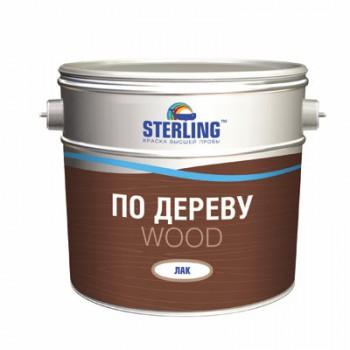 Лак паркетный STERLING ®  30 Полуматовый АУ-111 (база ЕР)