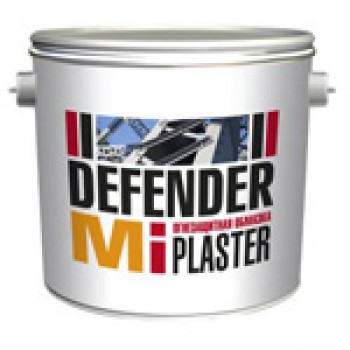 Толстослойный огнезащитный состав DEFENDER-MI plaster (Дефендер-МИ пластер)
