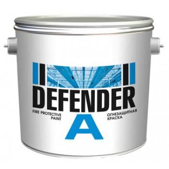Огнезащита воздуховода DEFENDER-A