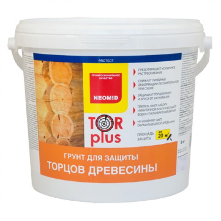 Cостав для защиты торцов древесины NEOMID TOR PLUS