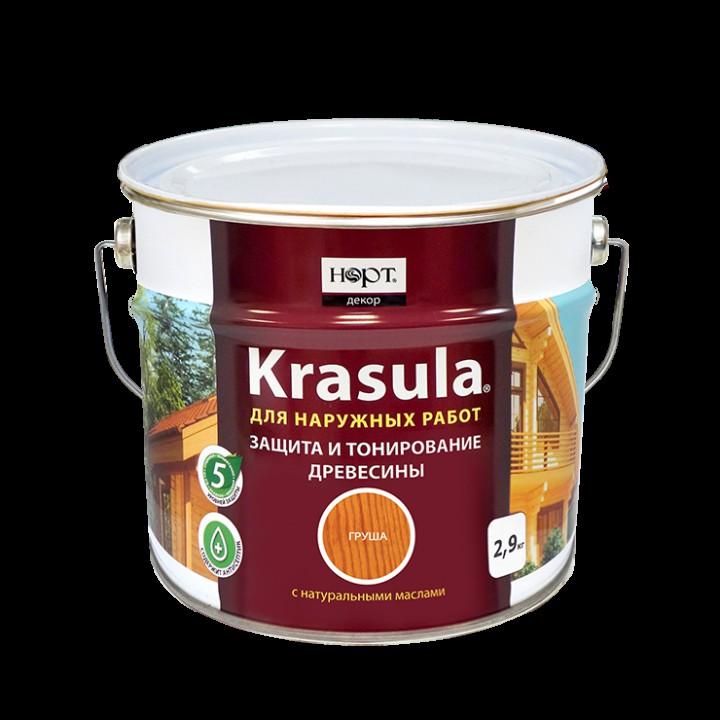Защитно-декоративный состав «KRASULA®»