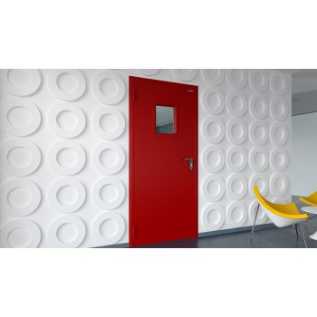 Противопожарные металлические двери DoorHan