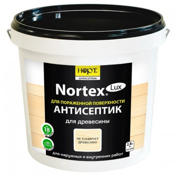 Антисептик «Nortex®»-Lux для древесины