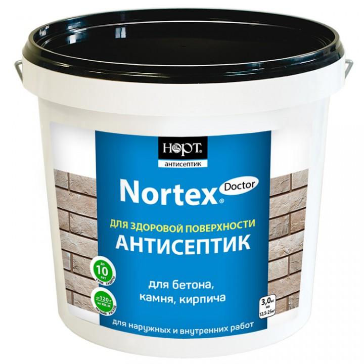 Антисептик «Nortex®»-Doctor для бетона