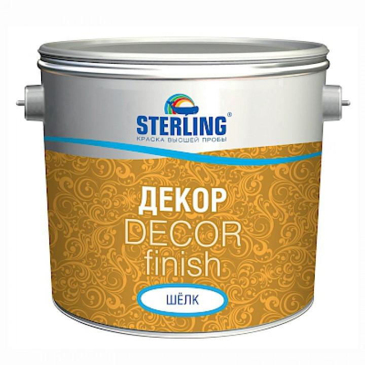 Краска декоративная STERLING ® Финиш-декор